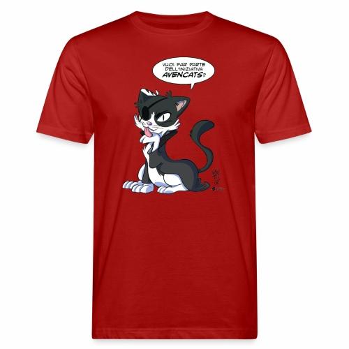 LARA - T-shirt ecologica da uomo