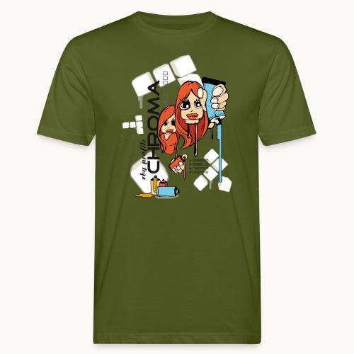 Chroma - T-shirt bio Homme