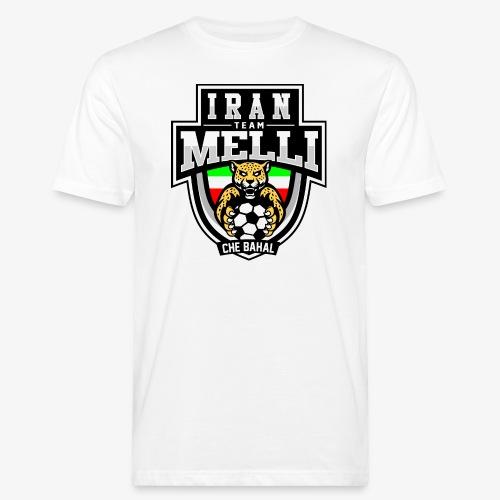 IRAN Team Melli - Männer Bio-T-Shirt