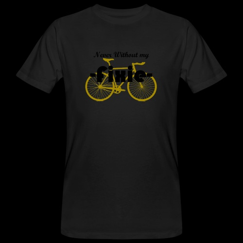 Nerver Without my Fixie - T-shirt bio Homme