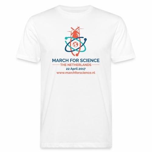 MfS-NL logo light background - Men's Organic T-Shirt