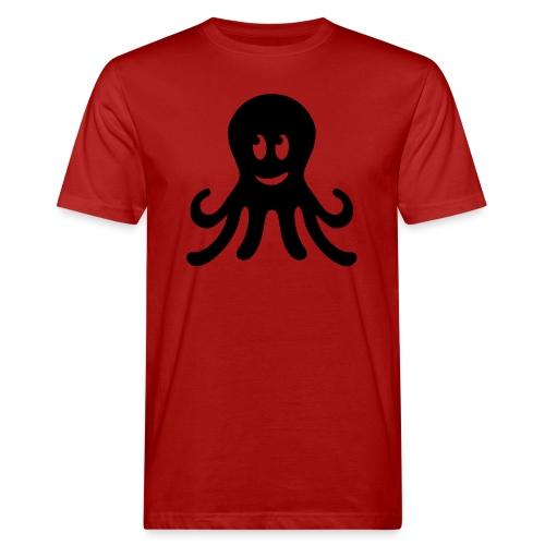 Octopus - Mannen Bio-T-shirt