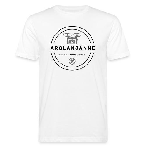 Janne Arola - kuva edessä - Miesten luonnonmukainen t-paita