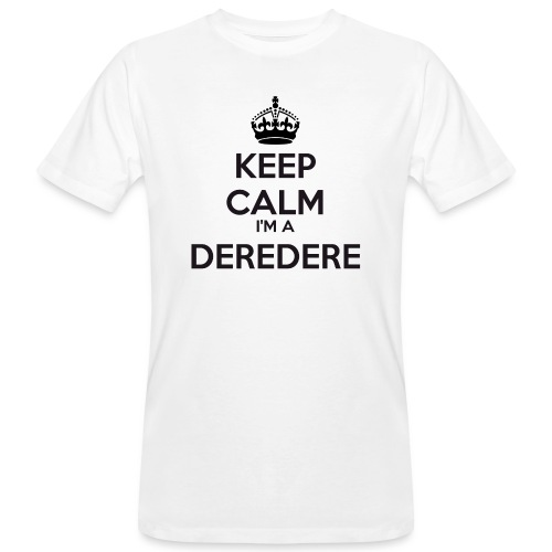 Deredere keep calm - Men's Organic T-Shirt