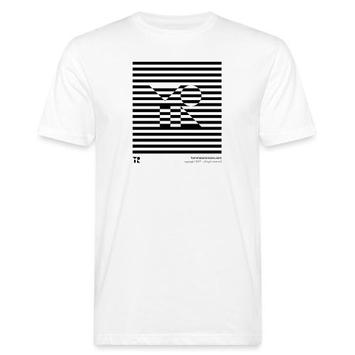 mnmlocked - T-shirt ecologica da uomo