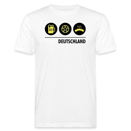 Circles - Germany - Men's Organic T-Shirt
