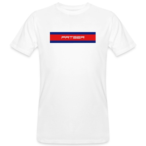 PATSER - Mannen Bio-T-shirt