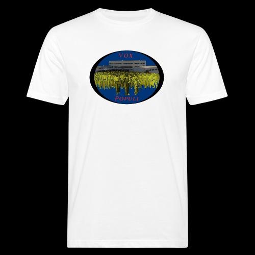Vox Populi - T-shirt ecologica da uomo