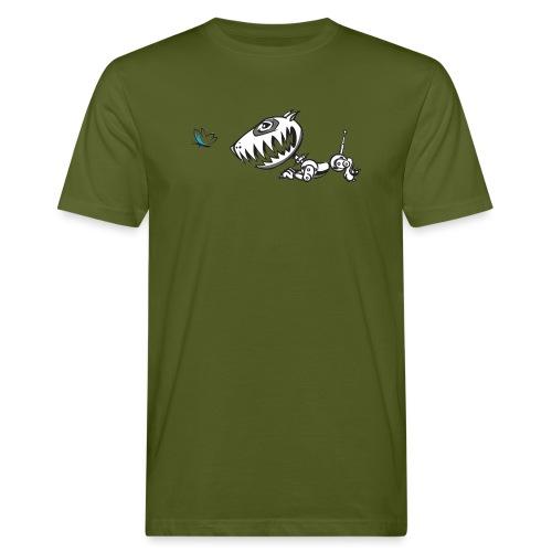 Robodog - Men's Organic T-Shirt