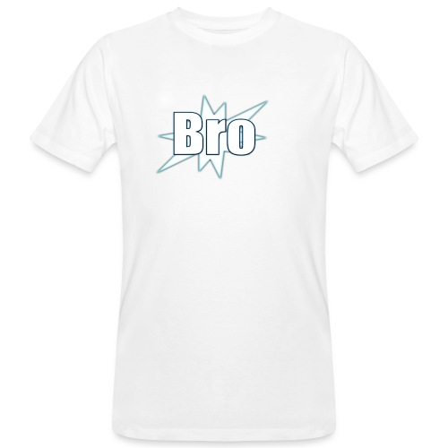 Bro hats and shirts - Organic mænd