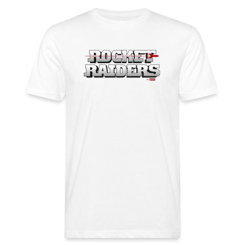 patame Rocket Raiders Logo - Männer Bio-T-Shirt
