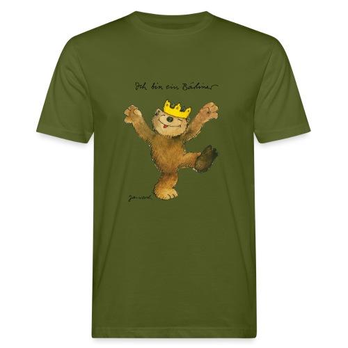 Janosch Kleiner Bär Ich Bin Ein Bärliner - Männer Bio-T-Shirt