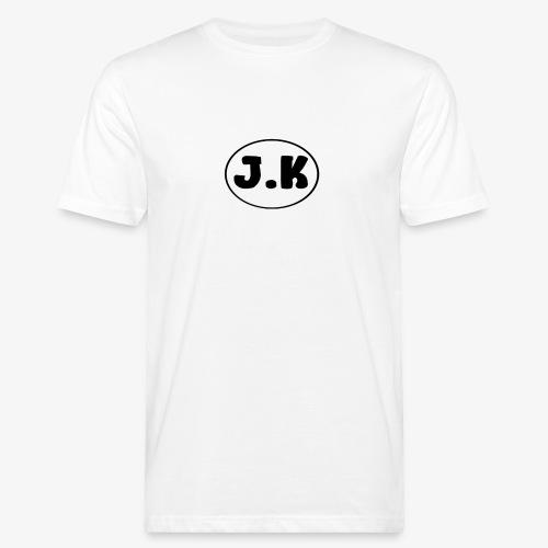 J K - Men's Organic T-Shirt