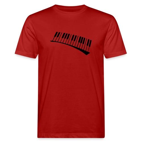 Piano - Camiseta ecológica hombre
