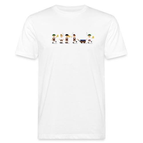 Kultur-Ausflug - Männer Bio-T-Shirt