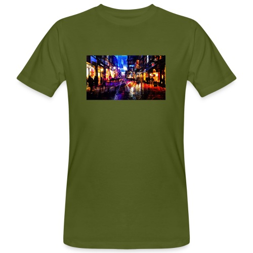 Flip Side Photography Amsterdam - Men's Organic T-Shirt