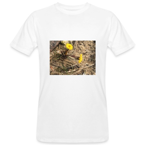 The Flower Shirt - Følfod - Organic mænd