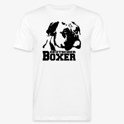 Deutscher Boxer - Männer Bio-T-Shirt