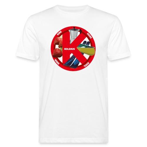 logoforeskil - Men's Organic T-Shirt