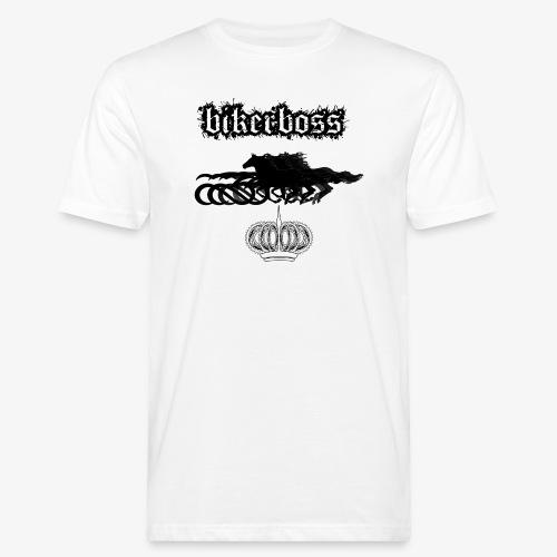 horsebiker - T-shirt bio Homme