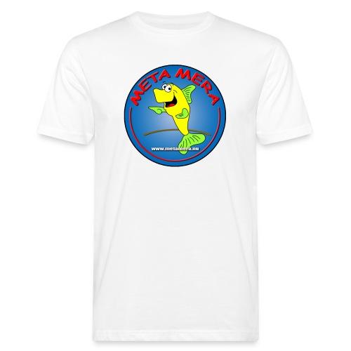 metamera_fish - Ekologisk T-shirt herr