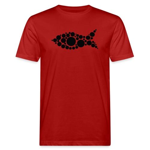 kala - Miesten luonnonmukainen t-paita