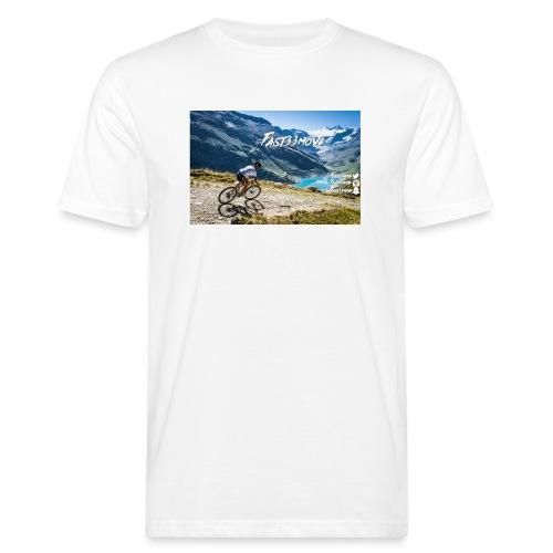 Merch 11111111111 - Ekologisk T-shirt herr
