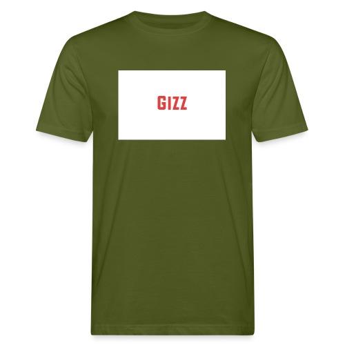 Gizz rood - Mannen Bio-T-shirt