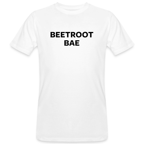 Beetroot Bae - Men's Organic T-Shirt