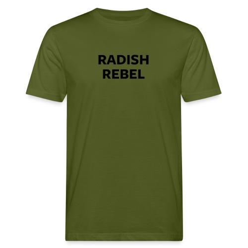 Radish Rebel - Men's Organic T-Shirt
