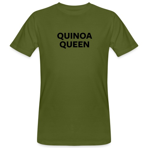 Quinoa Queen - Men's Organic T-Shirt