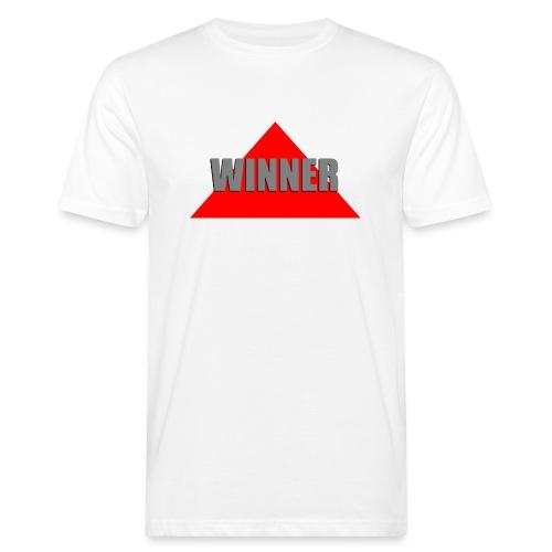 Winner, by SBDesigns - T-shirt bio Homme
