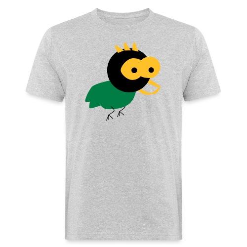 lintu-eps - Miesten luonnonmukainen t-paita