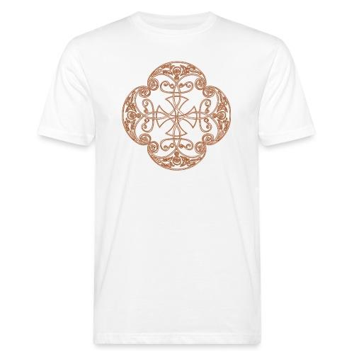 Anglian gold (Mellowed) - Men's Organic T-Shirt