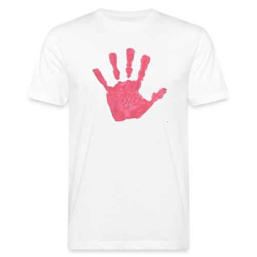 Hand - Ekologisk T-shirt herr