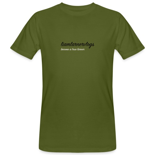 LiamLarnerVlogs - Men's Organic T-Shirt