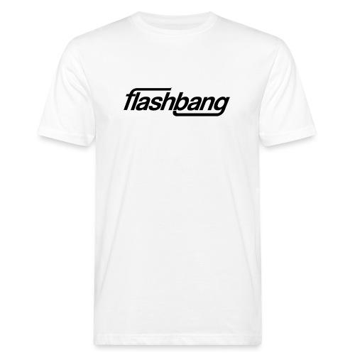 FlashBang Enkel - 100kr Donation - Ekologisk T-shirt herr