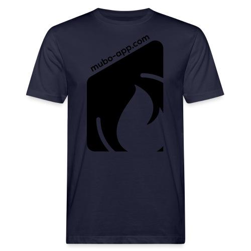 mubo box Black - Men's Organic T-Shirt