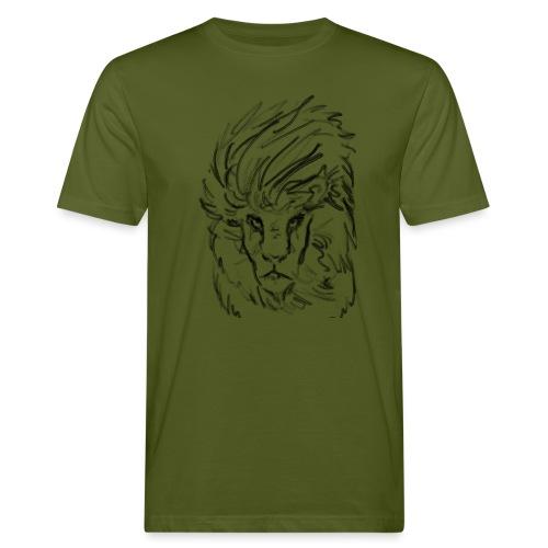 Lion - Men's Organic T-Shirt