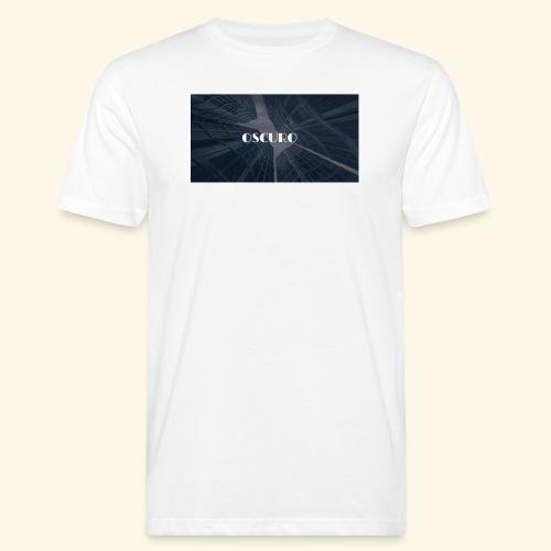 COPERTINA ALBUM OSCURO - T-shirt ecologica da uomo