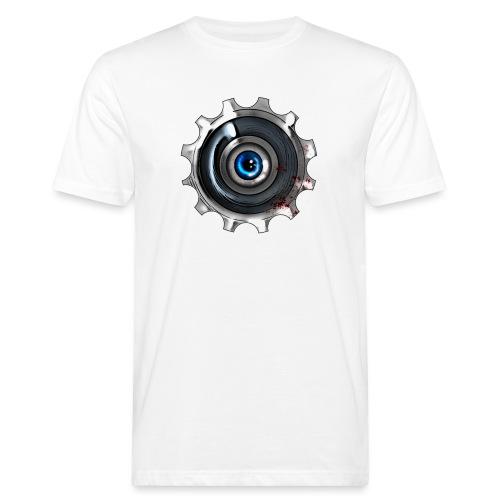 Ojo, te veo - Camiseta ecológica hombre