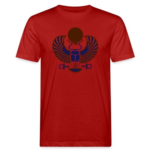 Geflügelter Skarabäus - Männer Bio-T-Shirt