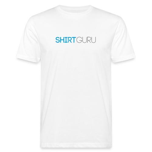 SHIRTGURU - Männer Bio-T-Shirt