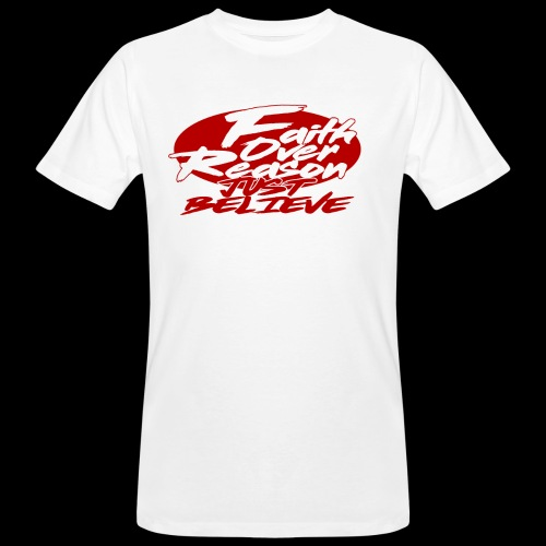 OVER REASON - Camiseta ecológica hombre