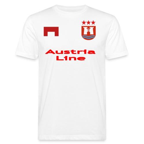 Maillot 2018/2019 du Danube de Linz - T-shirt bio Homme