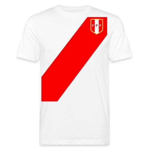 Seleccion peruana de futbol (Recto-verso) - Männer Bio-T-Shirt