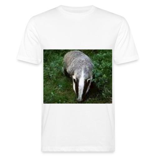 lillerik01 - Ekologisk T-shirt herr