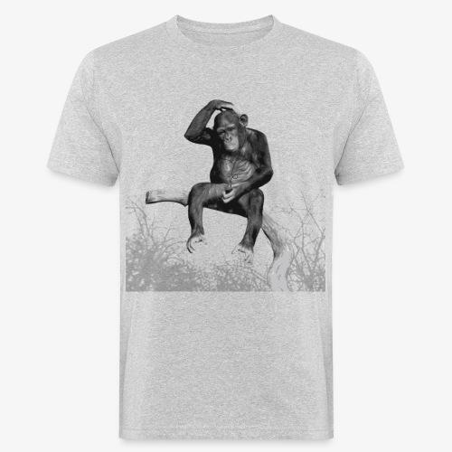 Monkey Music - Men's Organic T-Shirt