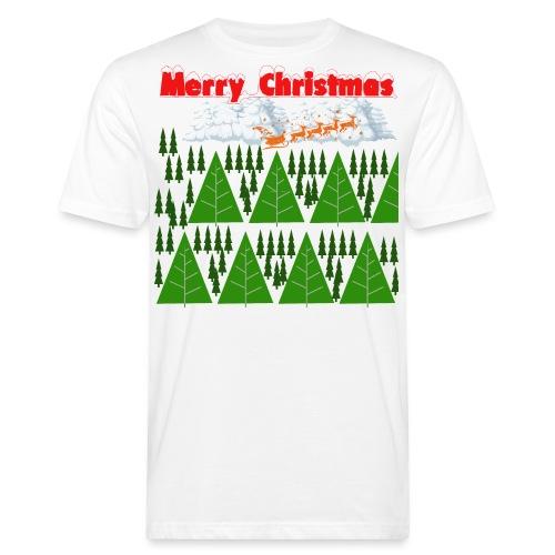 christmas time. Tempo di Natale - T-shirt ecologica da uomo