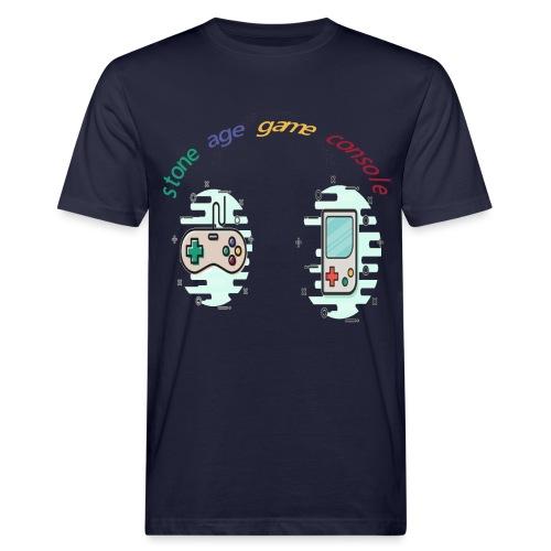 Retro Gaming Tribute - Männer Bio-T-Shirt